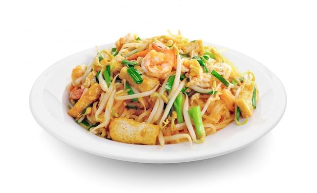 Nouilles à la thaïlandaise, pad thaï