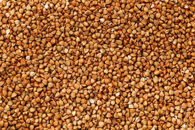 Nourriture au sarrasin céréales utiles pour les végétariens