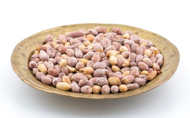 Nourriture aux arachides rôties
