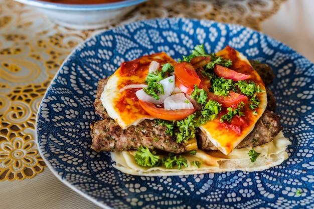 Nourriture délicieuse pour un festin de ramadan