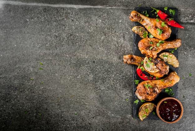La nourriture d'été. idées pour barbecue, grillades.
