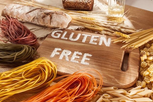 Nourriture sans gluten