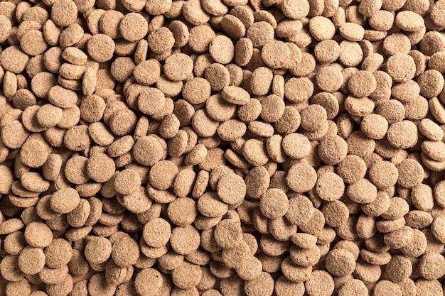 Nourriture sèche pour chien