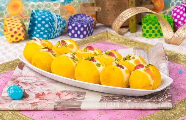 Nourriture sucrée bengali