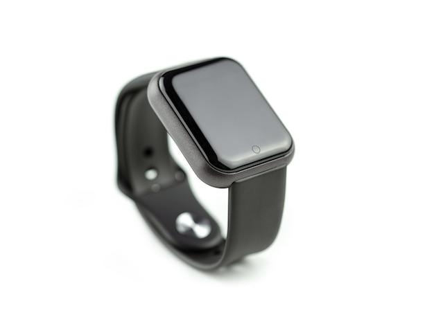 Nouveau bracelet de fitness intelligent avec écran noir vierge