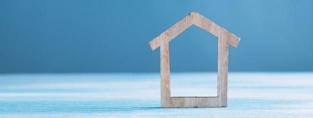 Nouveau concept de maison ou de maison