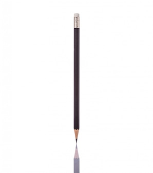 Nouveau crayon noir.