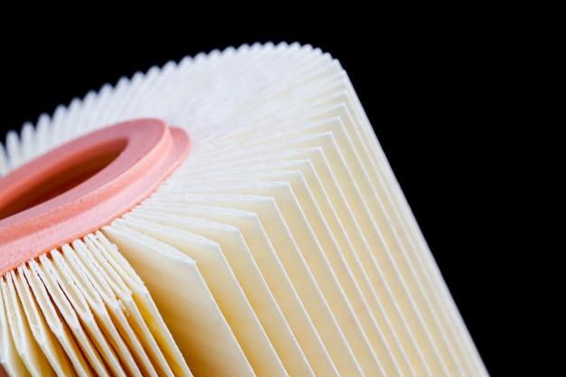 Nouveau filtre en papier pour la purification de l'air