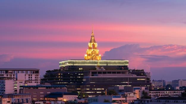 Nouveau parlement ou bâtiment sappaya saphasathan à bangkok en thaïlande