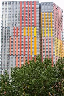 Nouveaux bâtiments résidentiels