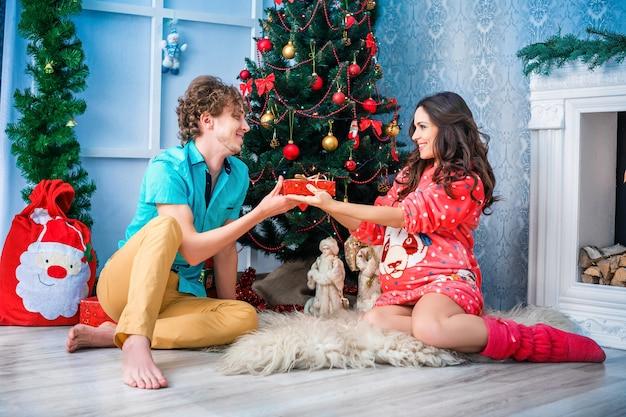 Nouvel an et noël dans le cercle de famille