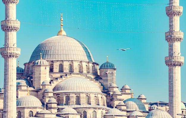 Nouvelle mosquée d'istanbul