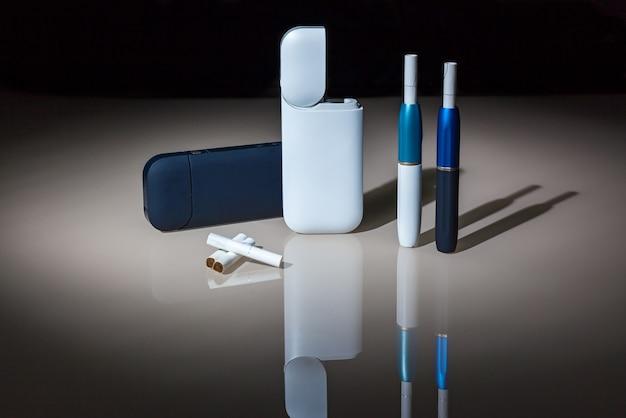 Nouvelle technologie de cigarettes électroniques, système de chauffage du tabac d'iqos