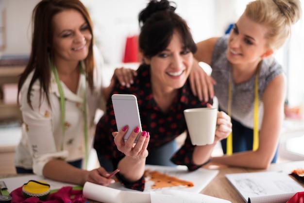 Nouvelle technologie dans les petites entreprises