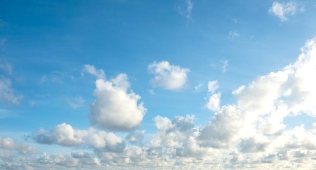 Nuage dans le ciel