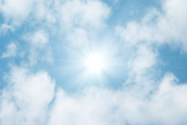 Nuages et ciel