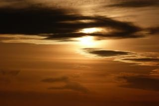 Nuages cloudscape