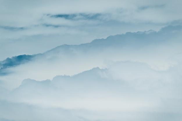 Des nuages