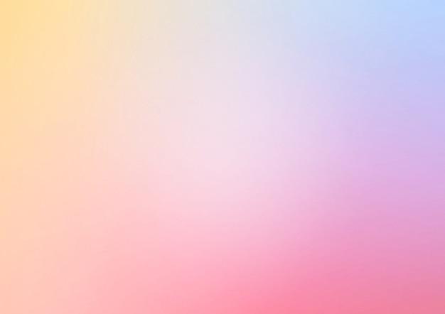 Nuageux doux est pastel dégradé, fond de ciel abstrait de couleur douce.