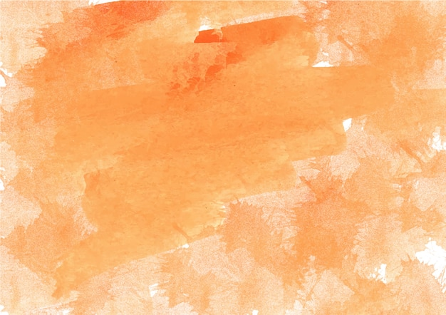 Nuances colorées de jaune. texture et fond abstrait aquarelle