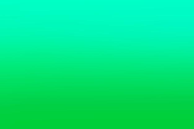Nuances de mélange vert