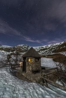 Nuit au refuge