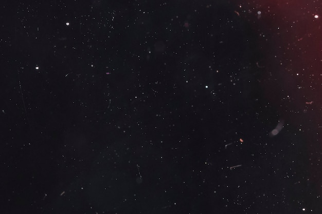 Nuit, briller, ciel étoilé, espace copie