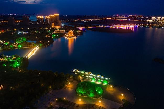 Nuit du parc chinois