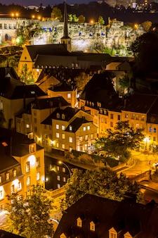 Nuit de la ville de luxembourg