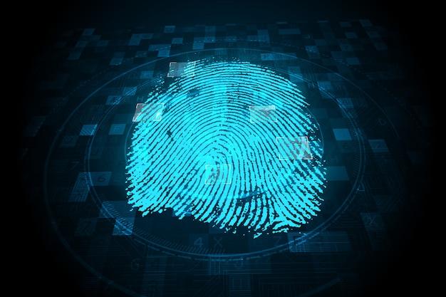 Numérisation digitale de sécurité