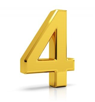 Numéro d'or 4