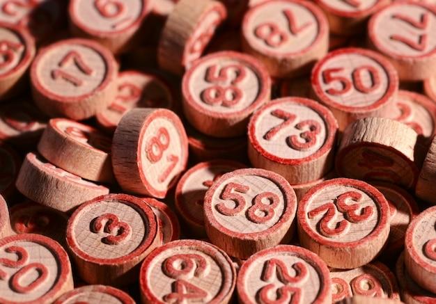 Numéros de bingo chanceux