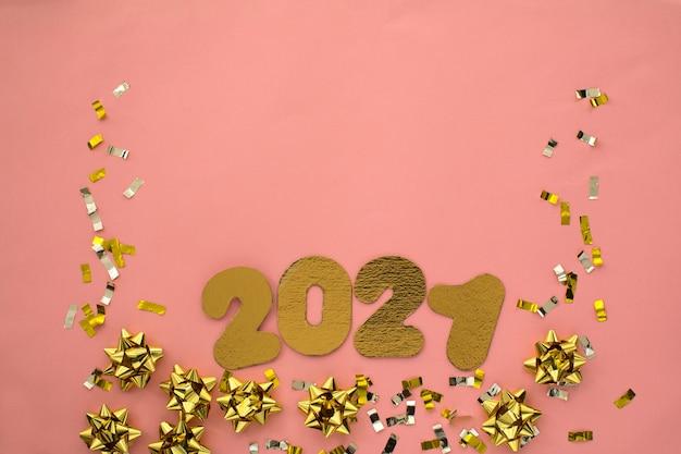 Numéros d'or 2021 rose