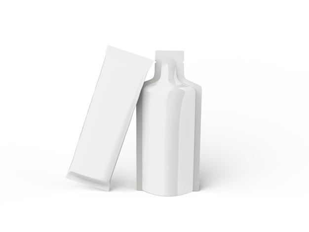 Nutrition sportive, supplément de lactosérum protéiné et emballage de conteneurs de barres