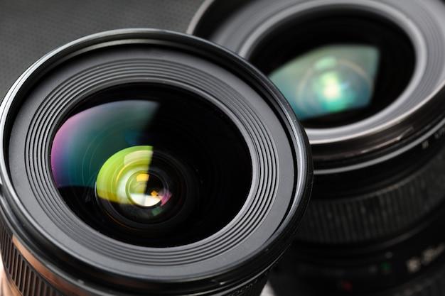 Objectif de la caméra