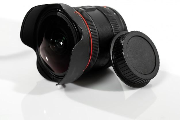 Objectif séparé de la caméra