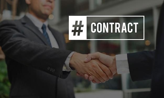 Objectifs du contrat d'entreprise