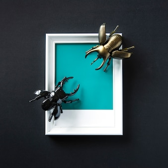 Objet jouet insecte coléoptère ailé
