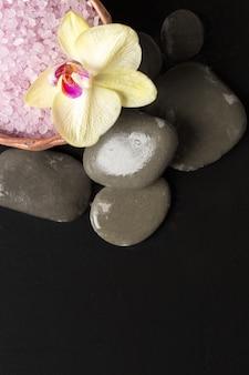 Objets à thème spa orchidée