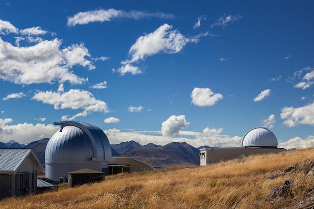 Observatoire du mont john