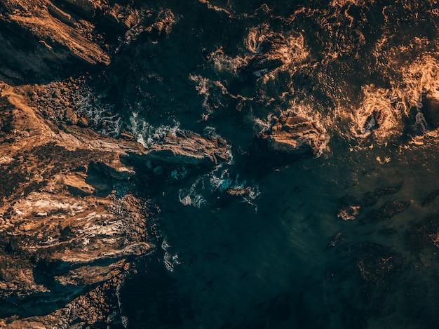Ocean landspace