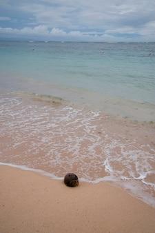 Océan et plage à bali