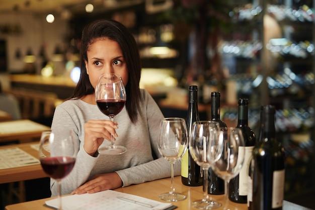 Odeur de vin
