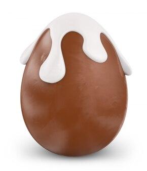 L'œuf au chocolat