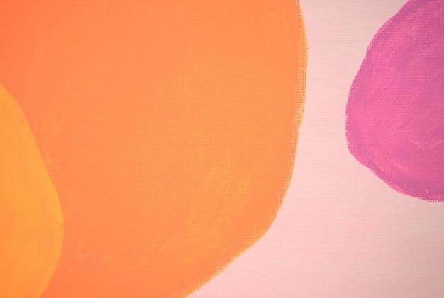 Oeuvre minimaliste moderne nordique scandinave texture neutre pastel de couleur jaune chaud