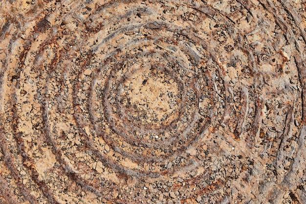 Old grunge texture de métal rouillé, rouille et fond de métal oxydé. ancienne trappe en fer métallique.