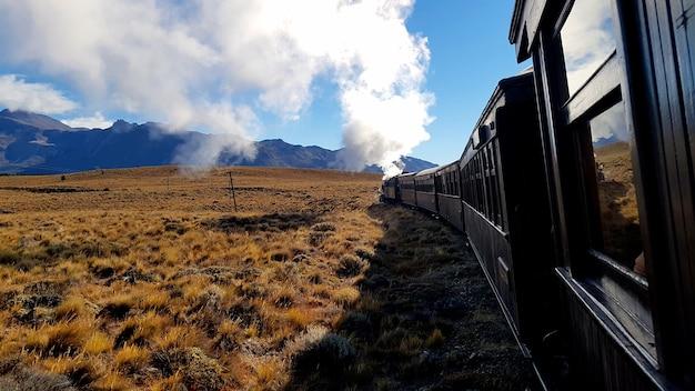 Le old patagonian express, également connu sous le nom de