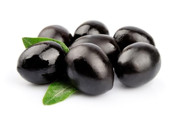 Olives douces se bouchent