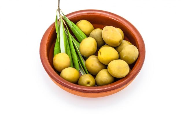 Olives vertes