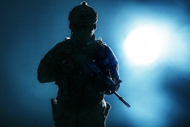 L'ombre des forces d'opérations spéciales